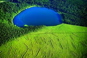 Lac de Servires